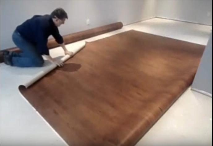 vinyle les g ants du couvre plancher. Black Bedroom Furniture Sets. Home Design Ideas
